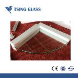 10mm flaches Polierrand-Bildschirmanzeige-Regal-Glas