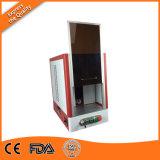 máquina de grabado del metal del laser de la fibra de 20W 30W