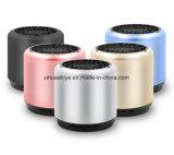 多色刷りの実行中の携帯用小型スピーカー