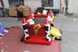 Kuh-springender Schloss-aufblasbarer Handelsprahler für Kinder Chb738