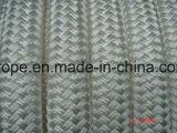Corda trançada dupla / corda de trança sólida