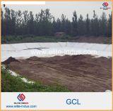 벤토나이트 Geosynthetic 찰흙 강선 Gcl Bentomat Bentoliner 호수 연못 매트