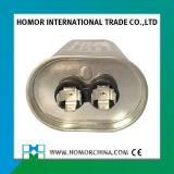 Capacitor de alumínio Cbb65 do compressor da condição do ar do escudo
