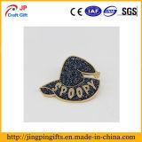 Chapéu de alta qualidade personalizada do pino de metal do esmalte Badge provenientes da China