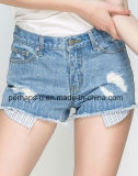 Vêtements de haute qualité Vêtements de mode Casual Cotton Denim Shorts