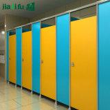 Jialifu Venta Directa de Fábrica de partición de cuarto de baño de HPL Rosa