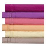 Conforto elegante 1500 Contagem de segmentos qualidade egípcio 4 peças de roupa de cama define