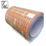 El color del espesor de Dx51d 0.5m m cubrió la bobina de acero prepintada PPGI