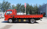 Dfca 115HP 4X2 Light Duty Cargo Truck Euro IV