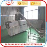 Reis-Kruste-Imbiss-Nahrungsmitteltabletten-Extruder-aufbereitende Maschine