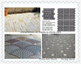 La pietra per lastricati del granito cinese per fuori fa il giardinaggio e strada