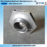 Investment Casting/Lost Wax Casting Stainless Steel Shares with Machining