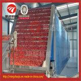 China-Nahrungsmitteltrocknende Maschinen-Frucht-Heißluft-Trockner-Tunnel-Trockner