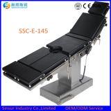 병원 외과 장비 Radiolucent 전기 운영 룸 테이블 비용