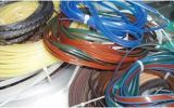 Производственная линия штрангя-прессовани тросточки ротанга высокого PE выхода имитационная