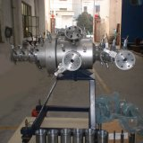 L'HDPE convoglia le linee di produzione dei tubi di produzione Line/PPR del tubo dell'espulsione Line/PVC del tubo di produzione Line/HDPE del tubo di produzione Line/PVC