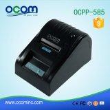 OCPP-585 portátil de 58 mm de alta velocidad POS impresora de recibos térmica