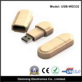 USB di legno Disk su Key (USB-WD332)