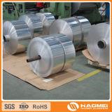 1060 1100 3003 tiras de la aleta del aluminio para el intercambio de calor