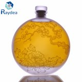 frasco de vidro de sílex 700ml para Xo Elevado-Classific