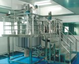 50L-5000L Shower Gel Industrial Homogenizing Mixer