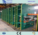 Prensa de vulcanización excelente de la banda transportadora para la producción de la banda transportadora de la base de la tela