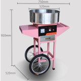 De commerciële Machine van de Kar van de Gesponnen suiker voor Verkoop/de Automaat van de Gesponnen suiker/De Elektrische Machine van de Gesponnen suiker