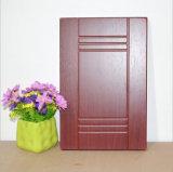 カスタマイズされた最もよい材料PVC MDFの食器棚のドア