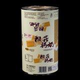 Pellicola di rullo laminata su ordinazione di imballaggio per alimenti di stampa