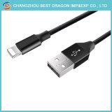 Schwarzer Kabel-Mann USB-3.1 zum männlichen Typen Kabel c-3.1 für iPhone 6/6s/Plus