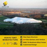熱い販売(HAF 20M)の屋外のイベント党結婚式のための白いPVCファブリックが付いている大きいアルミニウムテント
