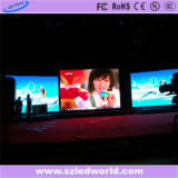 Music Conference를 위한 작은 Pixel Rental LED Display