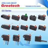 Zingear, das wasserdichten Minimikrokontakt-Schalter für elektrische Autos herstellt