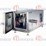Machine de mesure de la perméabilité à la vapeur d'eau en cuir