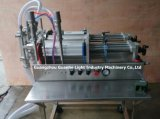 Various Liquid DetergentのためのSemi-Auto Pneumatic Liquid Soap Filling Machine