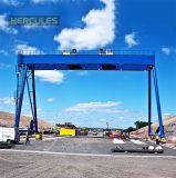 Grue de portique utilisée par yard de fournisseurs de grue de portique 50t