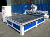Plástico, madera, MDF, Plexiglás, orgánicos, Acrílico, muebles de madera, máquina de corte / Router CNC 1530 con Rotary