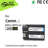 De gloednieuwe Digitale Batterij van de Camera voor Canon bp-511/Bp-511A Bp 511 OEM 512