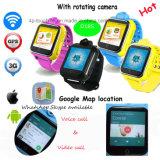 4GB perseguidor do relógio do GPS da rede da memória 3G WCDMA (D18s)