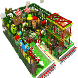 Спортивная площадка магазина крытая мягкая для малышей