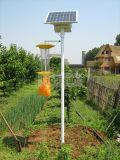 Pollution-Free agricole de tuer les insectes lampe solaire