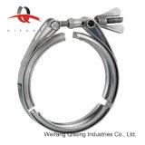 [Qisong] Авто принадлежности выхлопных труб хомуты крепления приемной трубы турбонагнетателя