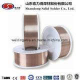 CO2 MIG сварочная проволока сварочная проволока Solider (AWS A5.18 ER70S-6)
