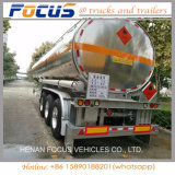 3개의 차축 트럭 트랙터-트레일러를 위한 상업적인 알루미늄 휘발유 탱크
