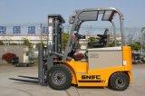 C.A. Montacargas Forklift elétrico do tirante de 2 toneladas