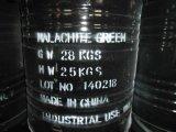 Verde di base 4 dei cristalli verdi della malachite