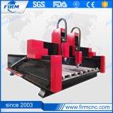 Máquina de talla de piedra de alta velocidad del ranurador del CNC del grabado (FM1325S)