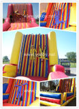 Inflables velcro pared y velcro Trajes