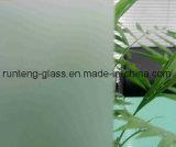 Säure ätzte 8mm bereiften grauen blaues Grün-Bronzespiegel