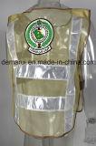Отражательная защитная безопасная тельняшка для напольных спортов